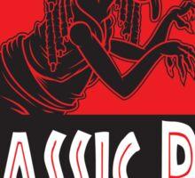 Jarassic Park Sticker