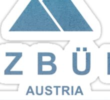 Kitzbuhel Ski Resort Austria Sticker