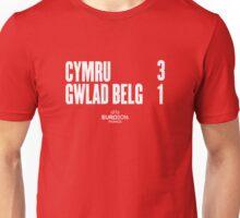Cymru - Euro 2016 Unisex T-Shirt