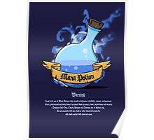 Mana Potion Poster