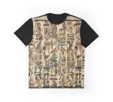 Egyptian Storytelling Graphic T-Shirt