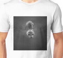 Harbor Seal V BW SQ Unisex T-Shirt