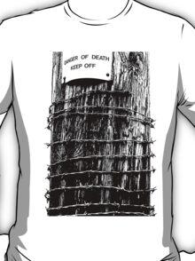 Danger of Death - High Key T-Shirt
