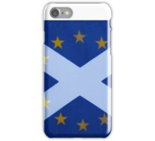 Scotland's Desire To Remain iPhone Case/Skin