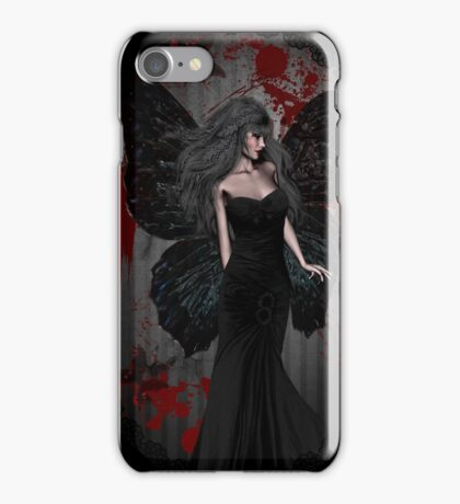 Blood Fey iPhone Case/Skin