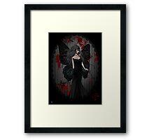 Blood Fey Framed Print