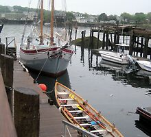 The Ardelle, Gloucester, MA II by watercolors1