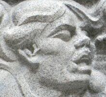 Cornerstone Sculpture Sticker