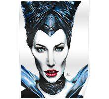 Maleficent - Angelina Jolie #2 Poster