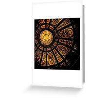 Windows to Heaven Greeting Card