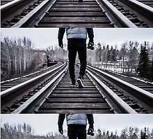 Walk on Tracks by TheTubbyLife
