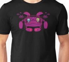 Space Zimvader Unisex T-Shirt