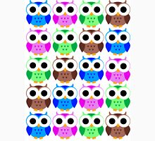 Owl Pattern Unisex T-Shirt
