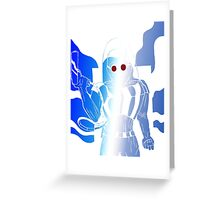 The Iceman Cometh Greeting Card
