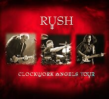 Rush - Clockwork Angels Tour by ProgNozzle