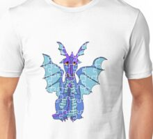 Puzzled Dragon Unisex T-Shirt