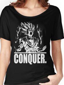 CONQUER (Gohan) Women's Relaxed Fit T-Shirt