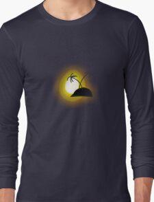 Coconut Sunset  Long Sleeve T-Shirt