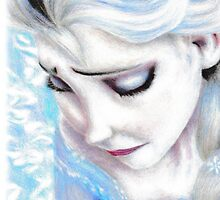 Frozen - Queen Elsa by JHallam