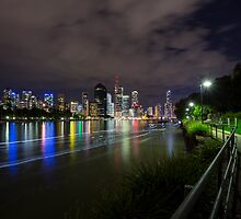 Brisbane City by McguiganVisuals