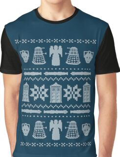 Who's Sweater Graphic T-Shirt