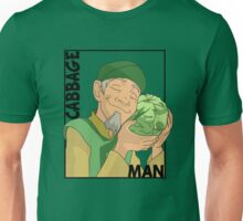 Cabbage Man; The Avatar Series Unisex T-Shirt
