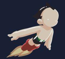 Astro Boy (Simplistic) Kids Tee
