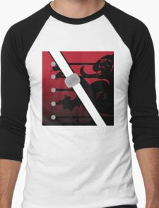Boston Crusaders 2016 Men's Baseball ¾ T-Shirt