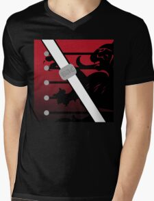 Boston Crusaders 2016 Mens V-Neck T-Shirt