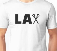 Lacrosse Lax sticks Unisex T-Shirt