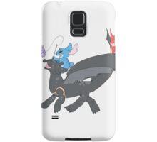 Fishing buddies Samsung Galaxy Case/Skin