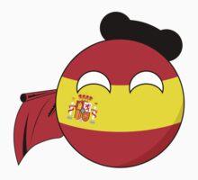 Spanish Ball (Espanol) Baby Tee