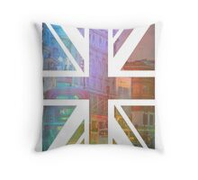 Great Britain Throw Pillow