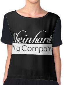 30 Rock Sheinhardt Wig Company Chiffon Top