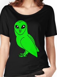 cosmic owl Women's Relaxed Fit T-Shirt
