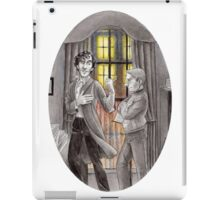 "Life is Infinitely Stranger"" - Sherlock and John - 221B version #  iPad Case/Skin"
