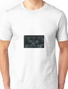 Harry potter Mischief quote Unisex T-Shirt