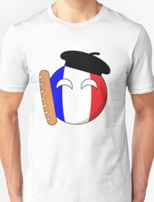French Ball Unisex T-Shirt