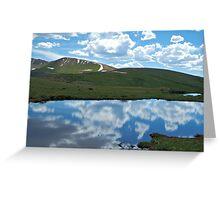 Colorado Reflections Greeting Card