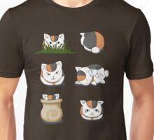 Nyanko Sensei Moods Unisex T-Shirt