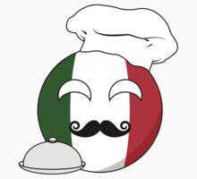 Italian ball One Piece - Short Sleeve