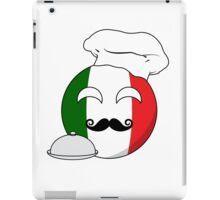 Italian ball iPad Case/Skin