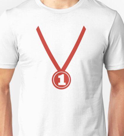 Medal winner champion Unisex T-Shirt