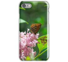 Pretty Butterfly iPhone Case/Skin