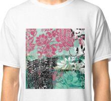 Serendipity Batik Tribal Textile II Classic T-Shirt