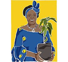 Wangari Maathai limited edition Photographic Print