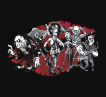 Rocky Horror Toons Show by Bleee