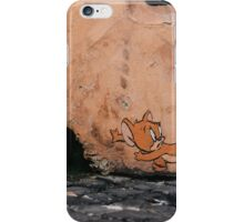 Oh, Tom is following me! iPhone Case/Skin