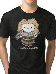 Hello Sweetie Tri-blend T-Shirt