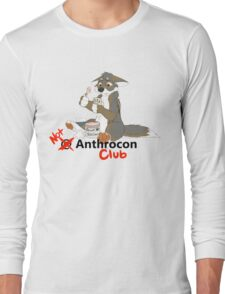 Not at Anthrocon Club Long Sleeve T-Shirt